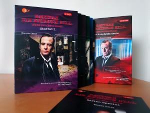 HAUTNAH - DIE METHODE HILL mit Robson Green ist komplett auf DVD erhältlich
