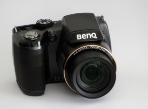 Die preiswerte BENQ GH700 Bridgekamera