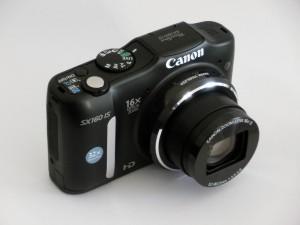 Lesen Sie unseren ausführlichen Testbericht der Canon PowerShot SX 160 IS Digitalkamera